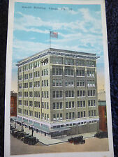 1920's The Stovall Building in Tampa, Fl Florida PC