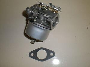 Craftsman, Toro 421, 521 snowblower 4hp, 5hp tecumseh adjustable carburetor