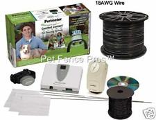 Perimeter® Ultra Comfort Contact Deluxe HD Dog Fence 2P