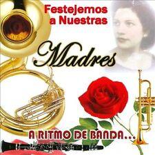 Fe8Tejemos A Nuestras Madres-Festejemos A Nuestras Madres  CD NEW