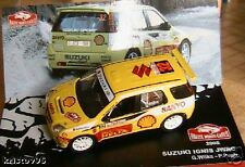 SUZUKI IGNIS JWRC RALLYE MONTE CARLO 2005 WILKS PUGH
