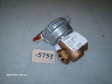 "Siemens Control Valve #25602008 Model #010116 1/2"" Npt N/C Cv 2.5 250 Mwp (New)"