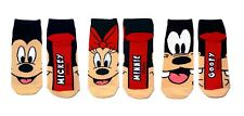 Disney Mickey Mouse Goofy Minnie Mouse Socks ankle characters fashion shoe liner