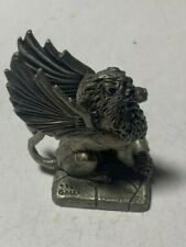 Gallo Pewter Winged Lion Heraldic Guardian Gargoyles 256 Look 65
