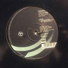 HANAYO • Joe Le Taxi • Vinile 12 Mix • TIME 347