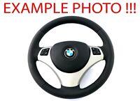 BMW 1 3 E81 E82 E87 E88 E90 E91 E92 E93 NEW Leather Sport Look Steering Wheel