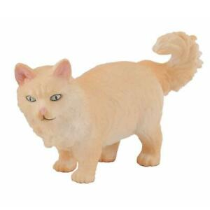 CollectA Farm Time Norwegian Forest Cat Standing Toy Figure