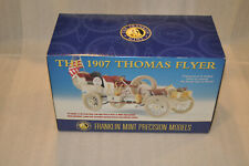 VIP Gift Franklin Mint 1907 Thomas Flyer Diecast 1:24 Scale COA Boxes Accessries