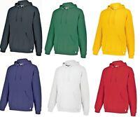 Vintage Russell Athletic Pull over Hooded Sweatshirt Hoodie New Surplus