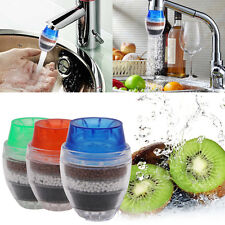 Home Household Kitchen Mini Faucet Tap Filter Water Clean Purifier Cartridge