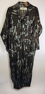 VTG RedHead Men's Large Trebark Camo Lightweight Coveralls Made in USA