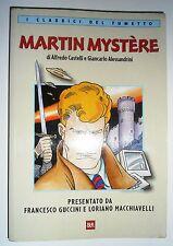 BUR Martin Mystere Classici Del Fumetto CASTELLI ALESSANDRINI Intro F. GUCCINI