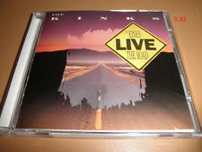 KINKS LIVE cd THE ROAD destroyer IT lost and found COME DANCING art lover APEMAN