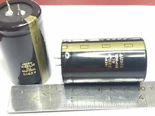 2pcs Audio 12000uF 71V New original  Gold audio electrolytic capacitors 6cmx3.5