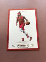Malcolm Delaney Rookie Card: 2016-17 Panini - Grand Reserve Basketball - Atlanta