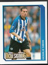 Merlin Football Sticker - 2000 Premier League - No 361 - Sheffield Wed - Sibon