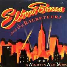 """Codo de los huesos y La Merced-una noche en Nueva York (12"""") (G +/G +)"""