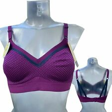 Triumph Triaction Free Motion N Sport BH ohne Bügel Violett Größe wählbar NEU