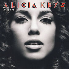 As I Am by Alicia Keys (CD, 2007) *Disc only-NO CASE *Free Ship! (k)