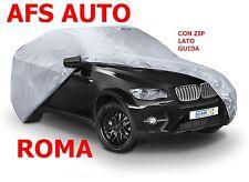 TELO COPRIAUTO TELATO FELPATO BMW SERIE 5 GRAN TURISMO ANNO 2012 ZIP LATO GUIDA