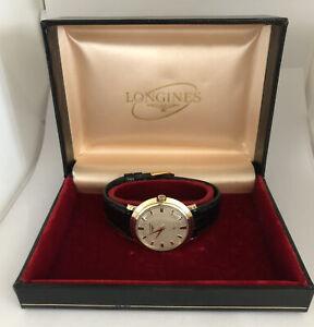 10k Gold Filled Longines Manual Wind Watch
