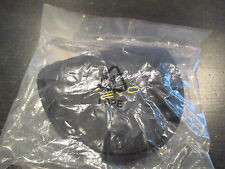 NEW Tommy Armour Evo Putter Head Cover Golf Club Black Yellow