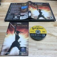 Baldur's Gate: Dark Alliance Nintendo GameCube 2002 Complete *