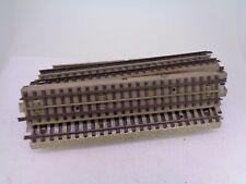 Vintage Marklin HO Gauge straight tracks - set of 12