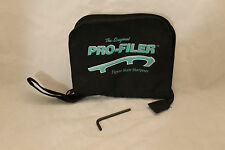 Carry Bag For The Original Pro-Filer Figure Skate Sharpener Empty Zipper Handle