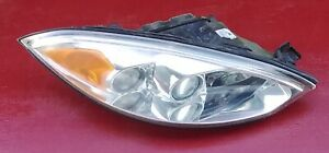 2001 2002 Mercury Cougar RIGHT RH R HEADLIGHT PASSENGER Side