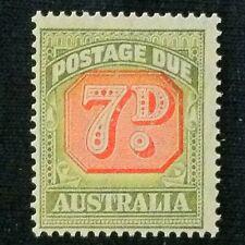 Australia Sc #J78 Mint Nh 1953