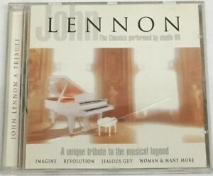 Tribute to John Lennon. used good condition UK free post