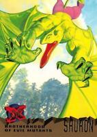 SAURON / X-Men Fleer Ultra 1995 BASE Trading Card #61
