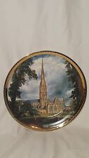 "Art Collection by Arklow 10.5"" decorative plate Cathedral Church Ireland"