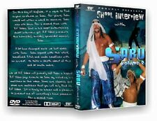 Sabu Vol. 2 Shoot Interview Wrestling DVD ECW WCW WWE