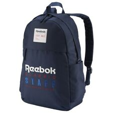 Reebok 157048 Unisex Classics Foundation Staff Medium Blue Backpack