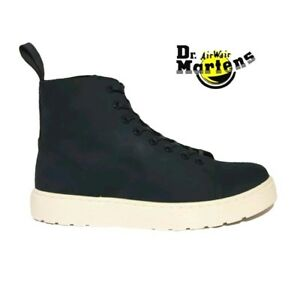 Dr Martens Talib Indigo Blue Suede Leather High Tops Chukka Boots Shoes UK 3