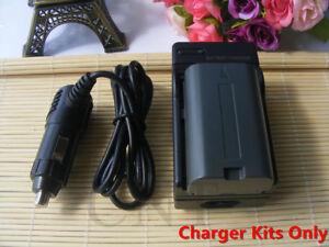 Battery Charger for PANASONIC CGR-D120 NV-DS99ENA NV-EX1 NV-EX1B NV-EX1EG EX1EN