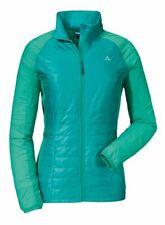 Schöffel Hybrid Jacket Adelaide1 38/M Damen Pack-Away Primaloft Jacke grün NEU