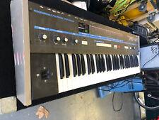 "Korg Poly-61 M Key Synth Vintage Analog Keyboard w/Midi ""For Parts ""Read"""