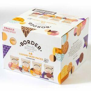 Border Biscuits 4 Varieties Pack of 48