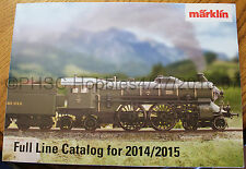 2014-2015 MARKLIN Full Line Catalog