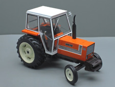 REPLICAGRI 1:32 SCALE FIAT 880 2WD WITH WHITE CAB MODEL TRACTOR