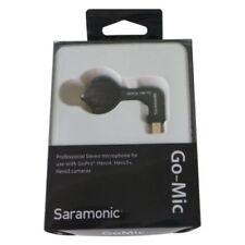 Micrófonos para cámaras de vídeo y fotográficas GoPro