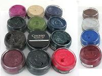 Cherry Blossom Premium Renovating Cream Polish Smooth Leather Shoe Boot 50ml