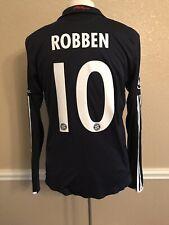 bayern Munich Robben M Germany Player Issue Formotion Match UnWorn Shirt  jersey