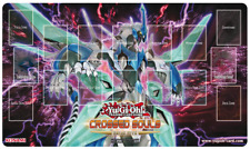 YUGIOH: TAPPETINO PLAYMAT - SNEAK PEEK CROSSED SOULS