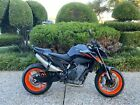 Picture Of A 2020 KTM Duke