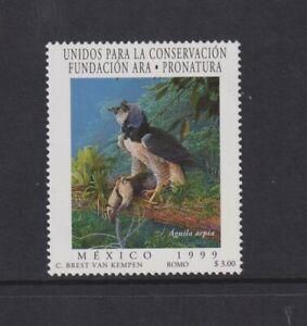 Mexico - 1999, Natur Erhaltung, Harpyie Adler Vogel Briefmarke - MNH - Sg 2594