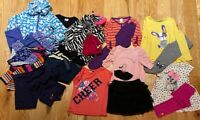 Gymboree, Justice & Crazy 8 Girls Size 7/8 Summer,Fall Clothes Lot17 items Nice